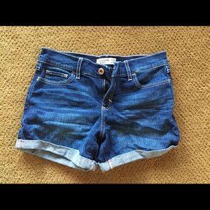 Abercrombie Kids Jean Shorts Size 13/14